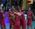 پیروزی والیبال نوجوانان ایران برابر چین