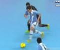آرژانتین ۵-۱ مکزیک
