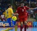 تایلند ۳-۵ اکراین