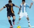 استرالیا ۱-۷ آرژانتین
