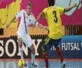 کلمبیا ۰-۲ روسیه