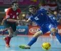 کویت ۴-۳ مصر
