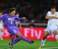 هیروشیما ۱-۰ اوکلند (جام باشگاه جهان۲۰۱۲)