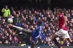 چلسی ۱-۰منچستر یونایتد (گل بازی HD)