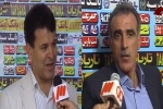 مصاحبه تند احمدزاده و دورودگر علیه یکدیگر
