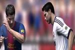 دعوای مسی و رونالدو در فیفا ۱۴