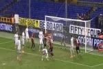 جنوا۱-۰اینترمیلان (گل بازی)