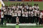 جشن قهرمانی تراکتورسازی در فینال جام حذفی