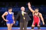 پیروزی رحیمی در اولین مسابقه با ارمنستان