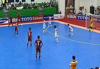 ایران ۱۲-۰ چین