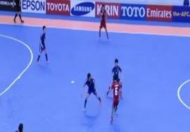 ژاپن ۵-۲ ایران