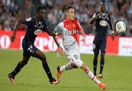 موناکو ۱-۱ بوردو
