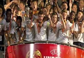 انگلیس ۱-۱ هلند (۴-۱ پنالتی) فینال زیر ۱۷ سال اروپا ۲۰۱۴