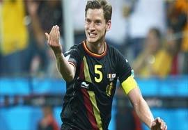 کرهجنوبی ۰-۱ بلژیک