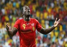 بلژیک ۲-۱ آمریکا