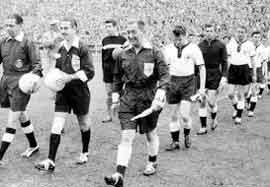 فرانسه – آلمان (بازی رده بندی سال ۱۹۵۸)