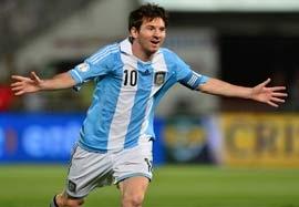 مسی؛ فوق ستاره فوتبال