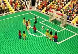 کارتون بازی برزیل – کلمبیا