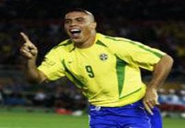حضور برزیل در نیمه نهایی های جام جهانی