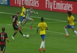 گل دوم تونی کروس؛ برزیل – آلمان