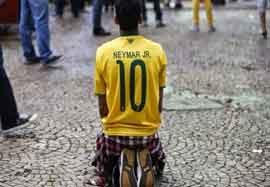 آلمان اشک هواداران برزیل را درآورد
