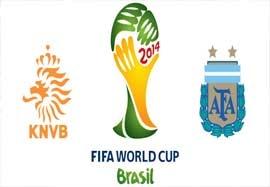 نگاهی متفاوت به بازی آرژانتین – هلند
