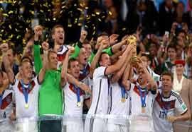 نگاه متفاوت به فینال جام جهانی ۲۰۱۴
