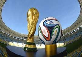 ۱۰ گل برتر جام جهانی ۲۰۱۴