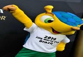 پشت صحنه جام جهانی ۲۰۱۴ برزیل
