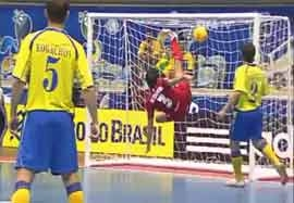 ۵ گل برتر جام جهانی فوتسال (برزیل ۲۰۰۸)
