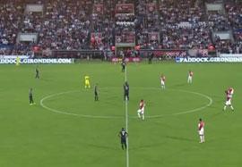 بوردو ۴-۱ موناکو