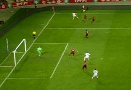 پرتغال ۰-۱ آلبانی (گل بازی)
