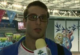 گزارشی از عملکرد تیم ملی شنا