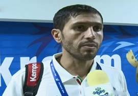 گزارشی از بازی هندبال ایران – عربستان