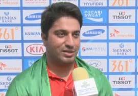 گزارشی از مقام سومی ایران در کامپوند تیمی