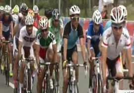 گزارش عملکرد معظمی در دوچرخهسواری استقامت جاده