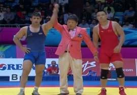 پیروزی جوکار مقابل نماینده چین