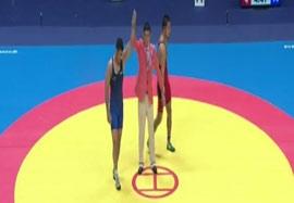 کسب مدال طلا جوکار در فینال وزن ۸۶ کیلوگرم