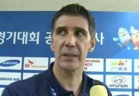 گزارشی از بازی والیبال ایران – کره