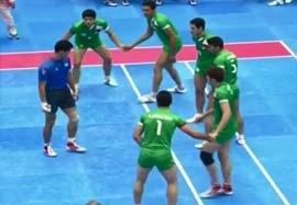 ایران ۴۱-۲۲ کره جنوبی
