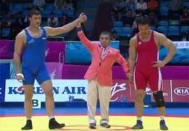 پیروزی علیاری مقابل نماینده قزاقستان