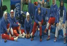 گزارشی از تیم ملی کبدی بانوان