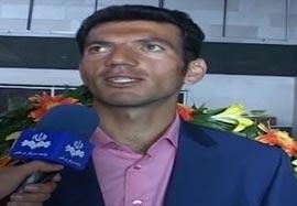 بازگشت محسن شادی به ایران