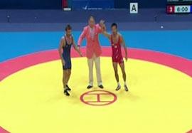 شکست بیابانگرد مقابل نماینده کره