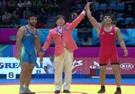 پیروزی بویری مقابل نماینده هند