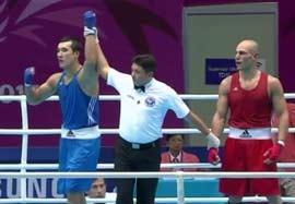 شکست روزبهانی مقابل نماینده قزاقستان
