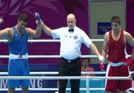 پیروزی دلاوری مقابل نماینده ازبکستان