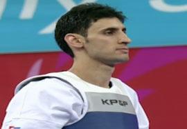 کسب مدال طلا تکوادو توسط اسبقی