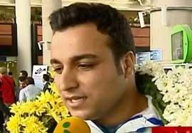 بازگشت گروهی دیگر از ورزشکاران به ایران