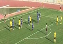 فجرسپاسی ۱-۳ استقلال خوزستان+حواشی